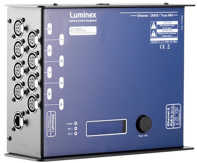 DMX8 | Luminex