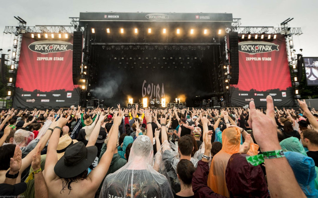Rock am Ring in Germany