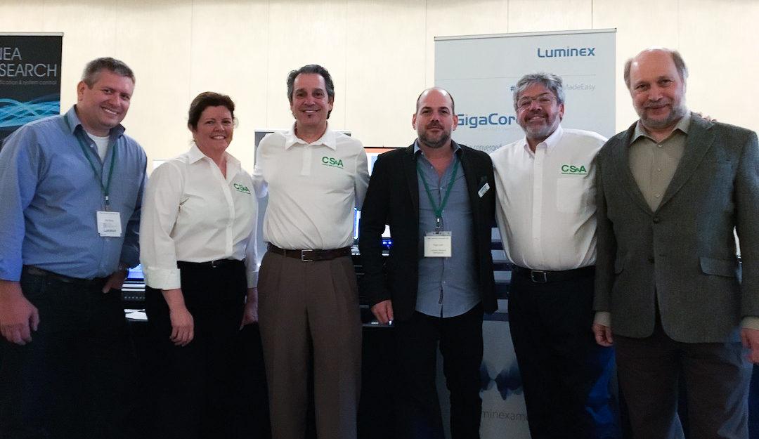 Luminex Expands US Sales Force With Cardone Solomon & Associates