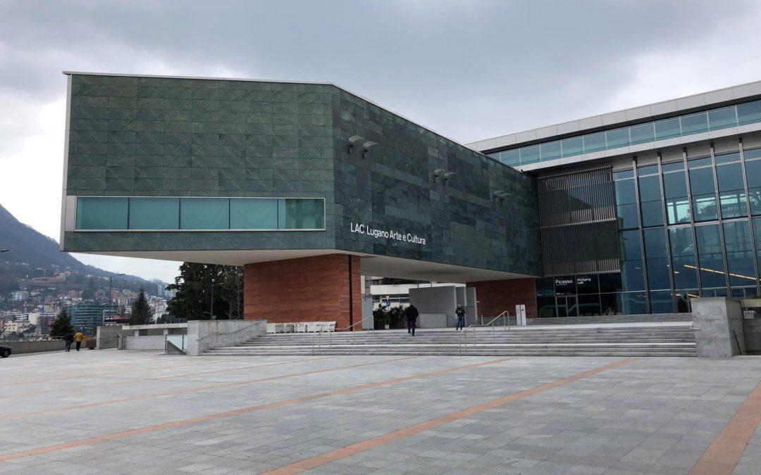 LAC Lugano Arte e Cultura chooses GigaCore 26i