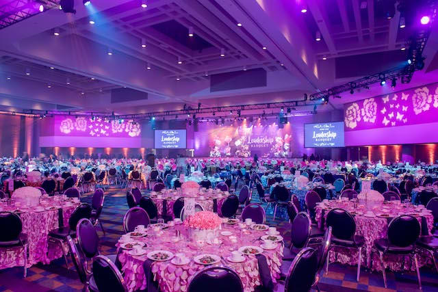 Sardis Events Relies on Luminex GigaCore Network Systems
