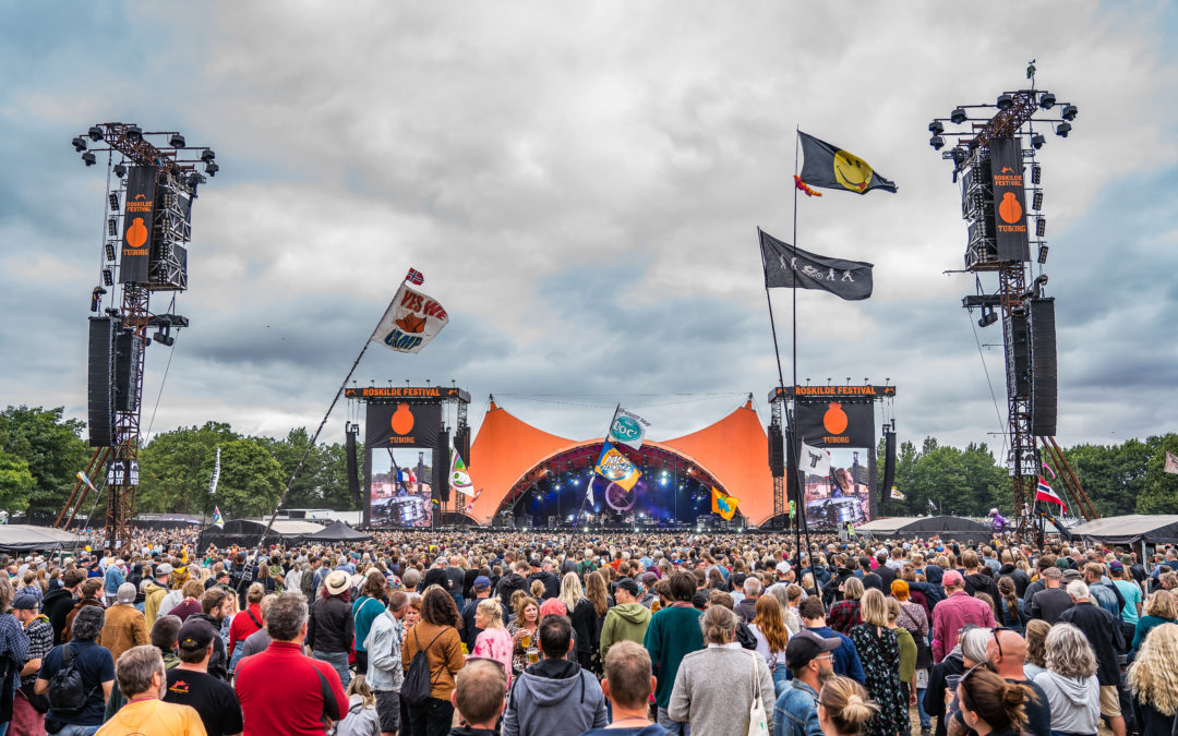 Luminex debuts AVB at Roskilde Festival