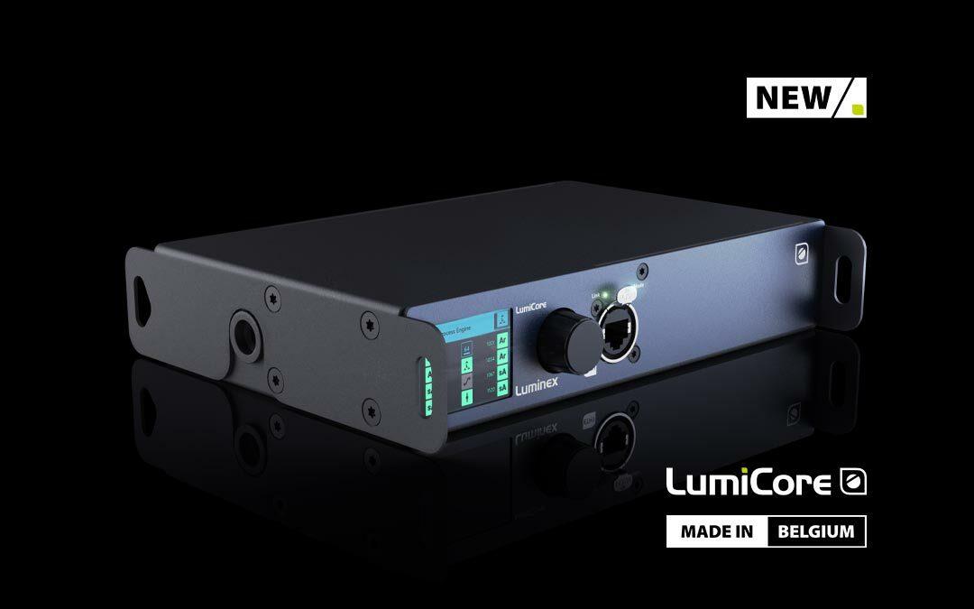 PLSN put LumiCore in the spotlight