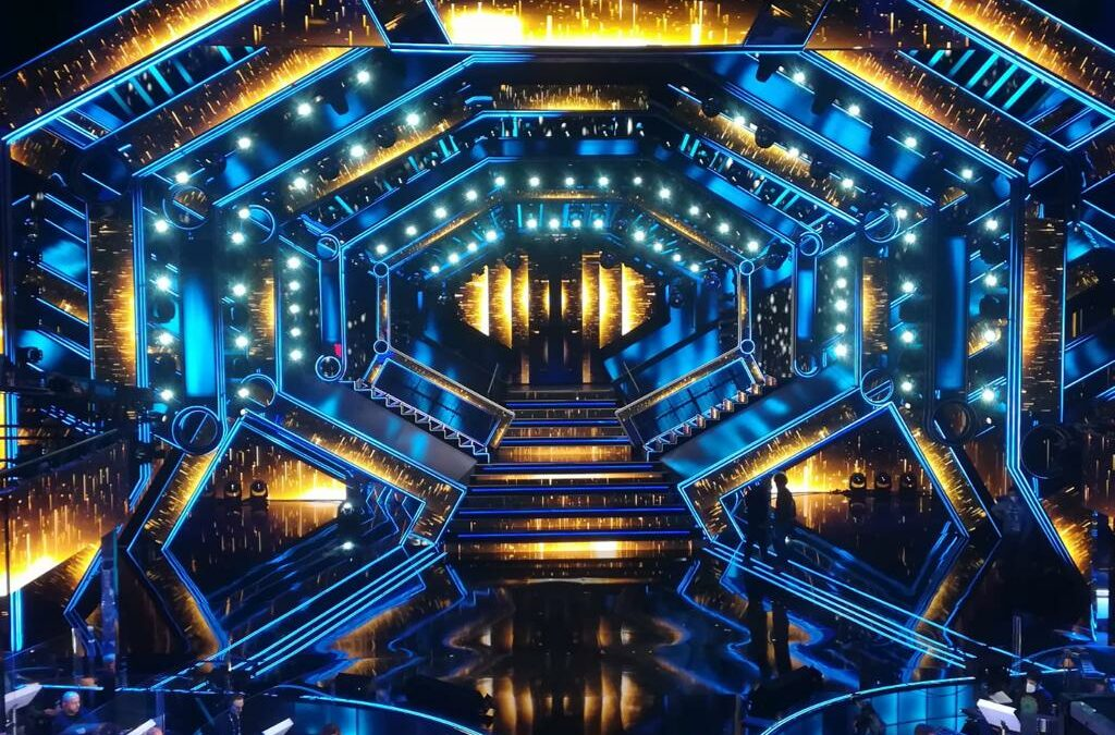 Luminex network system supports the successful Sanremo Music Festival in Italy